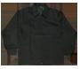 แจ๊คเก็ตผ้าคอมพ์ กระเป๋าล้วงข้าง 2 ใบ สีดำ