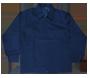 แจ๊คเก็ตผ้าคอมพ์ กระเป๋าล้วงข้าง 2 ใบ สีกรมท่า